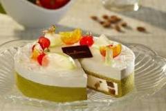Cheesecake mista